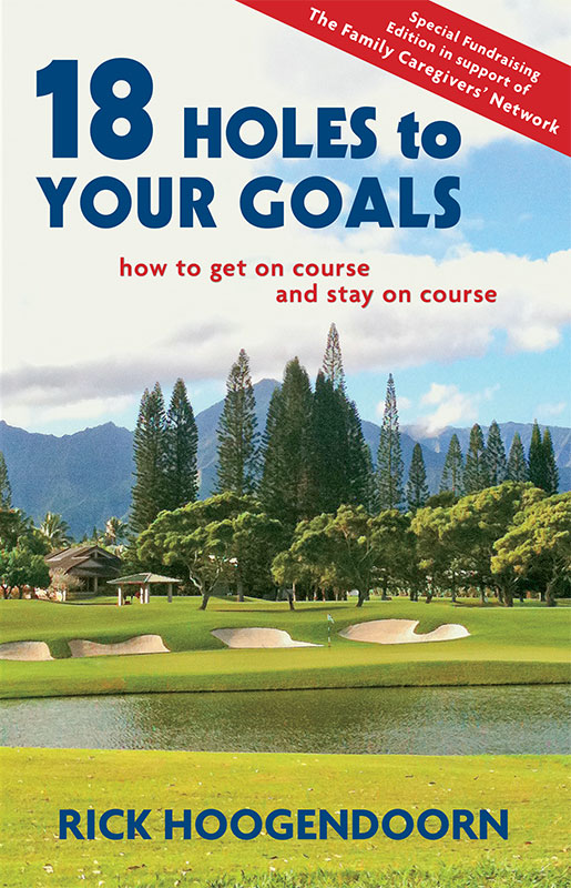 18 Holes to your Goals